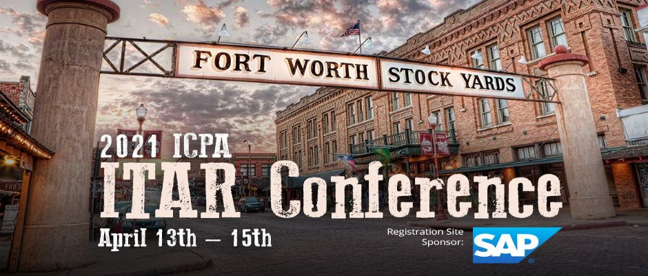 2021 ITAR Conference