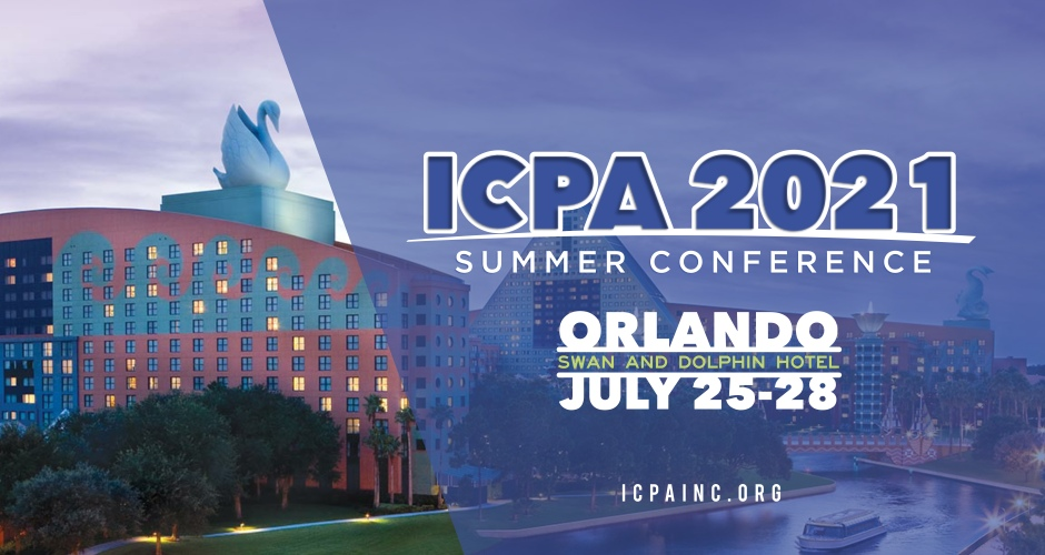 2021 ICPA Summer Conference